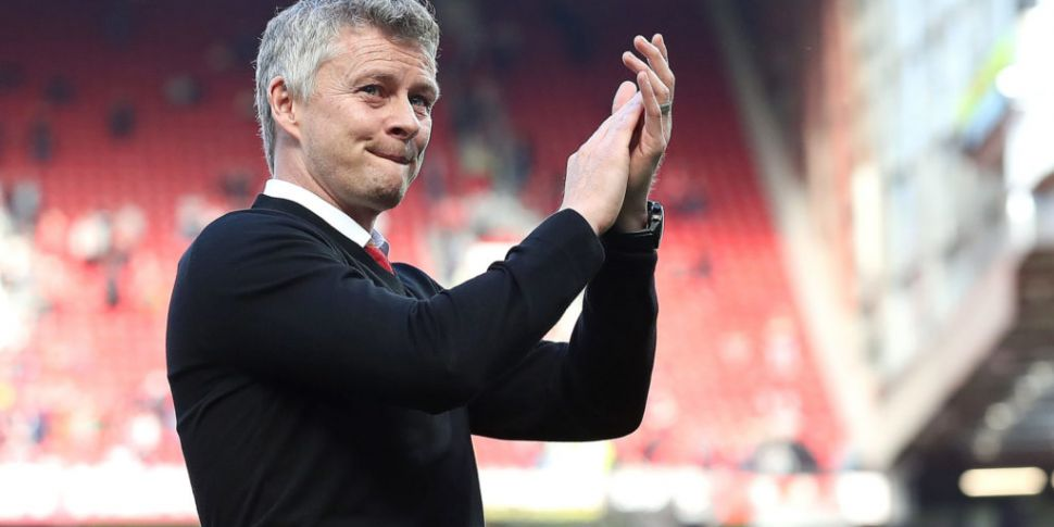 Solksjaer sticking with United...