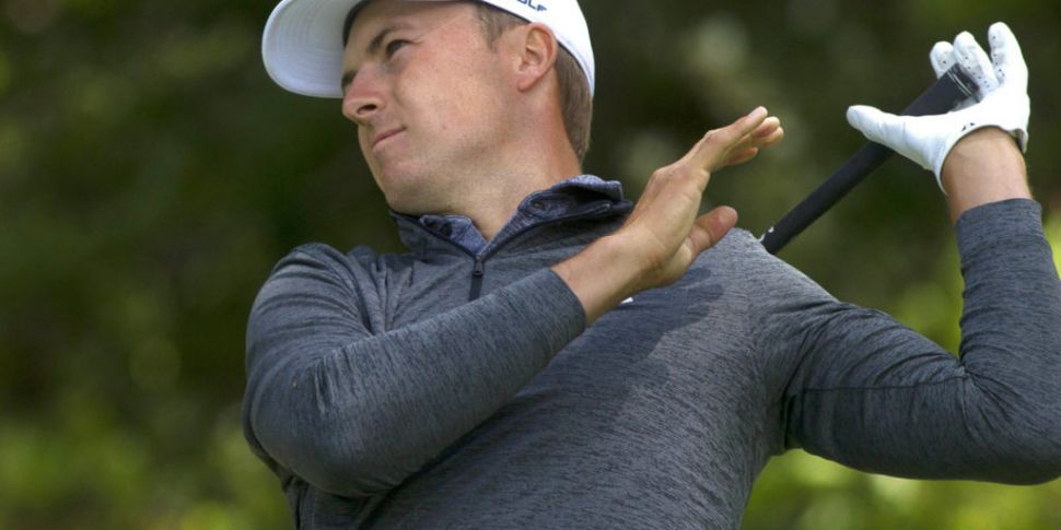 Spieth aiming to end slump and...