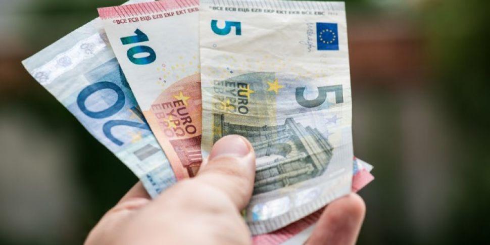 The Average Irish Income Grew...