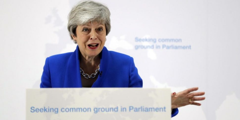 Theresa May Offers MPs Vote On...
