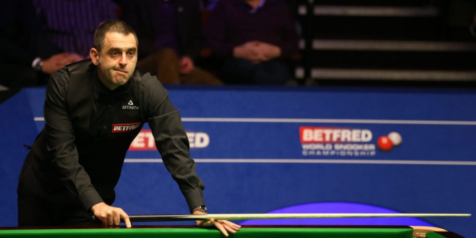 Ronnie O'Sullivan 'probably wo...