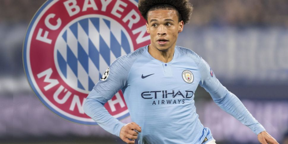 Sane agrees terms with Bayern...