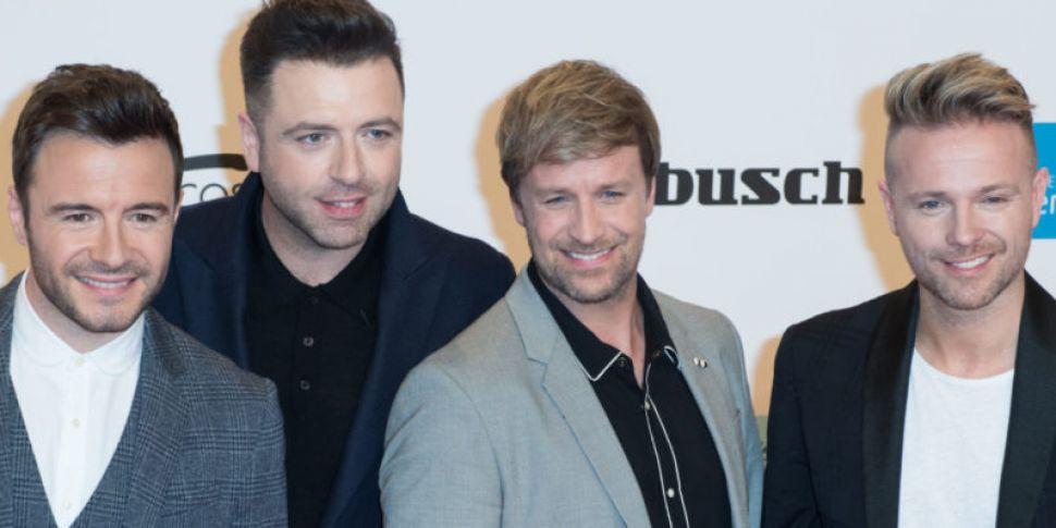 Westlife To Play Ed Sheeran's...