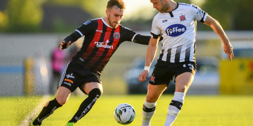 Dundalk to face Bohemians in E...