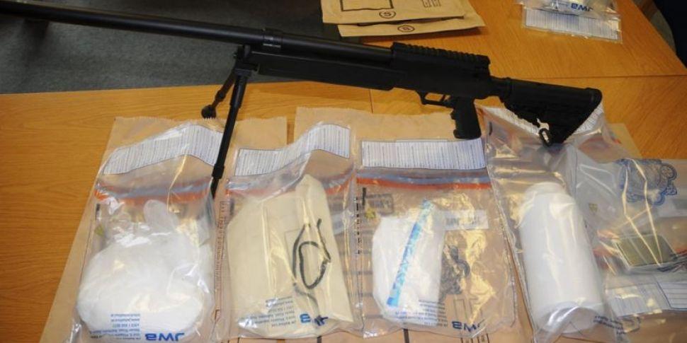 Cocaine Worth Over €200,000 Se...