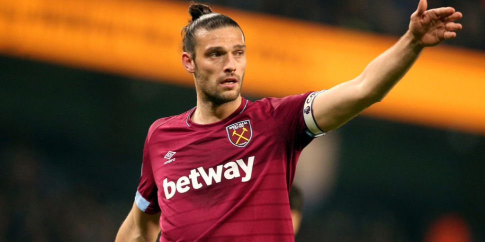 Andy Carroll confirmed to be l...