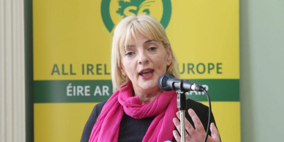 Sinn Féin's Liadh Ní Riada Con...