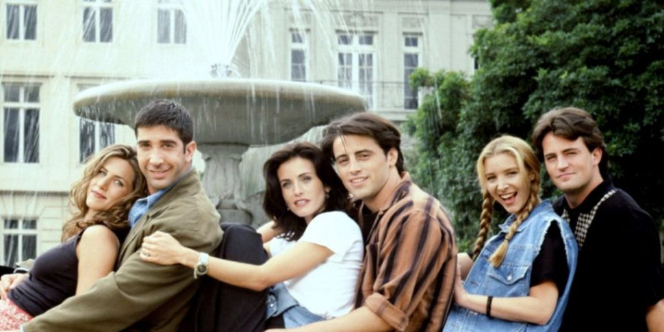 A Friends Reunion Is In The Wo...