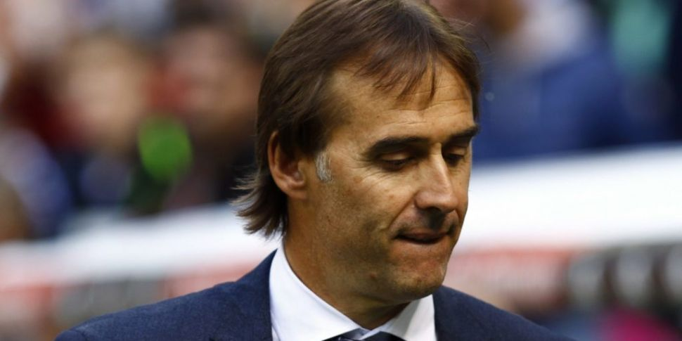Lopetegui appointed Sevilla ma...