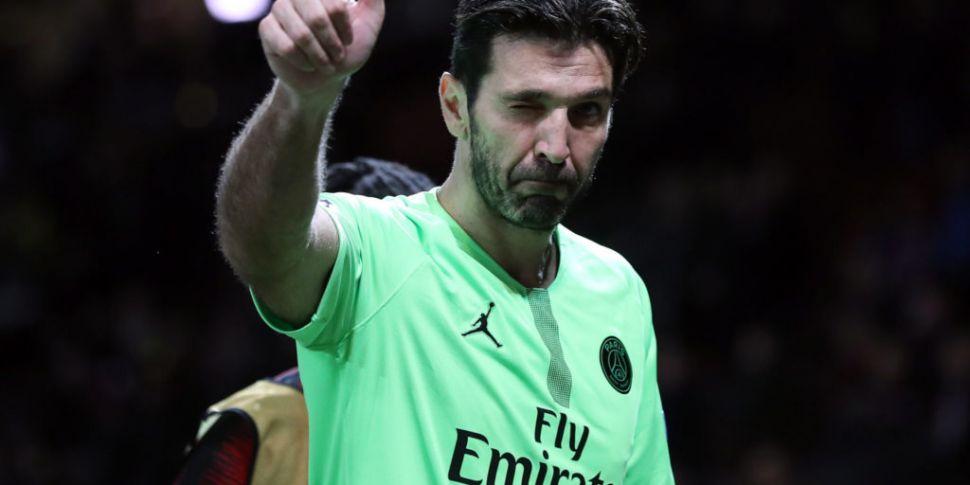Gianluigi Buffon is leaving Pa...