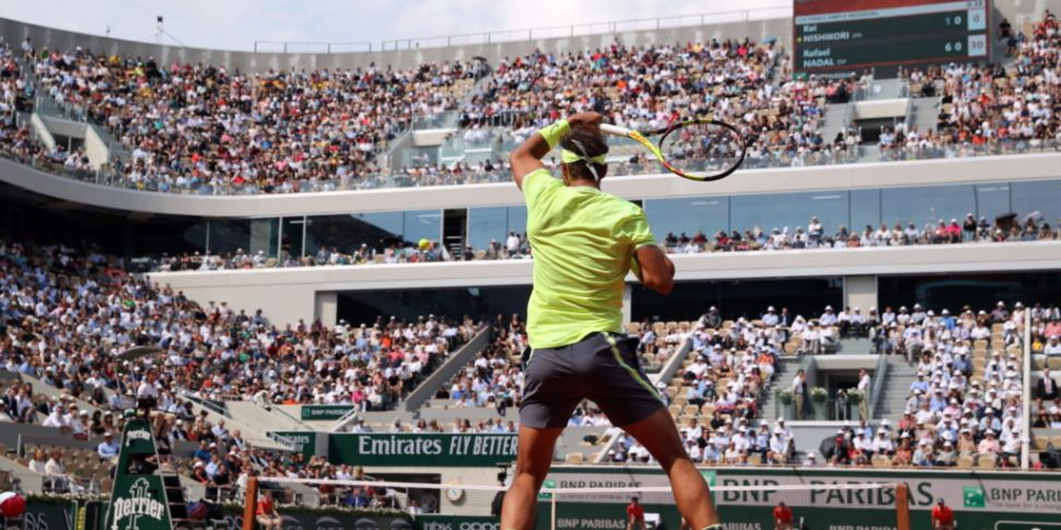 French Open will see up to 20,...