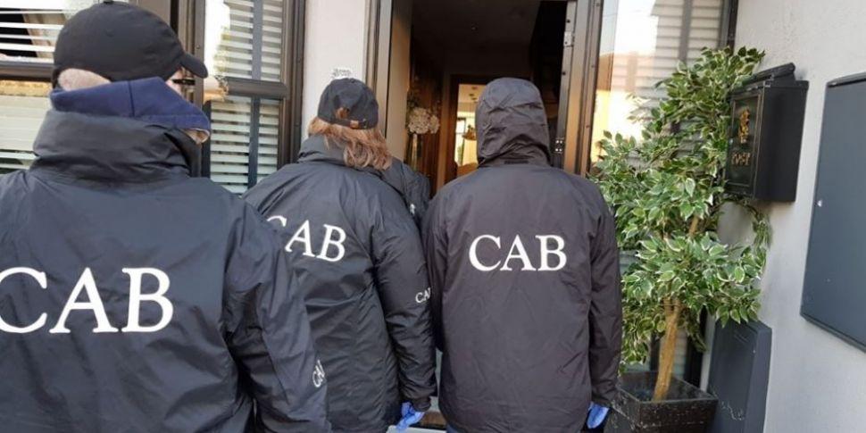 CAB Raid Home Of Man With Susp...