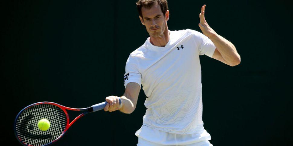 Andy Murray To Make Wimbledon...