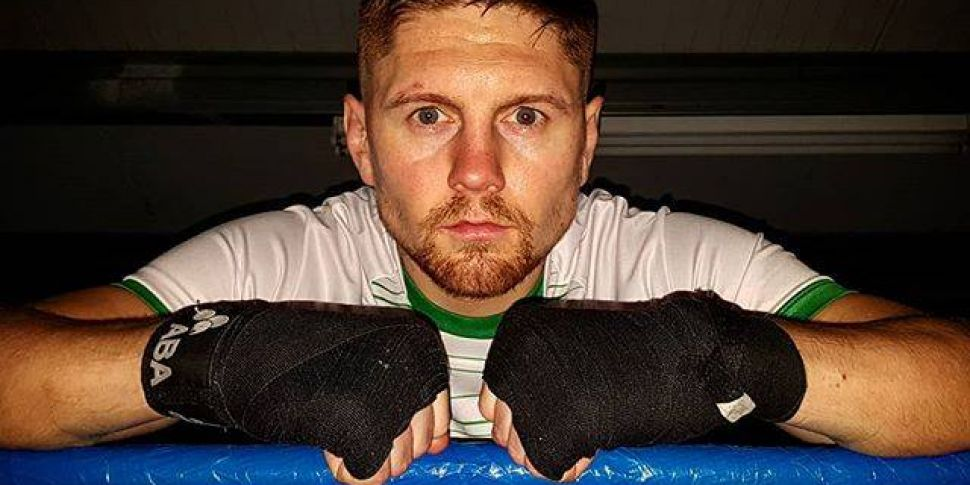 Jason Quigley to defend middle...