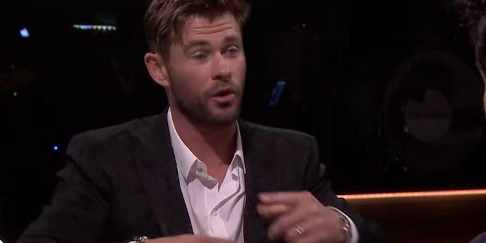 Chris Hemsworth Had The Strang...