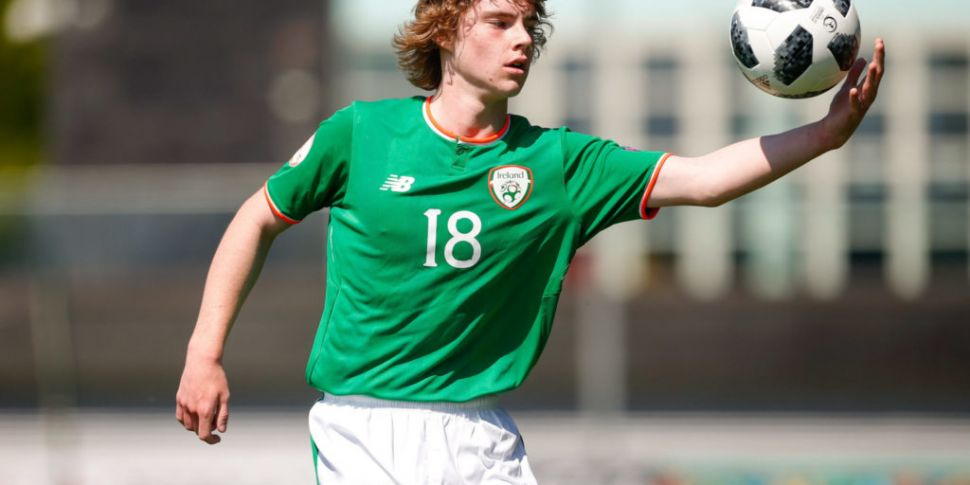 Luca Connell poised for transf...