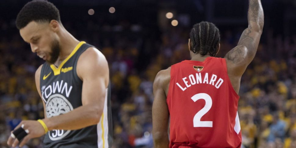 Toronto Raptors secure a first...