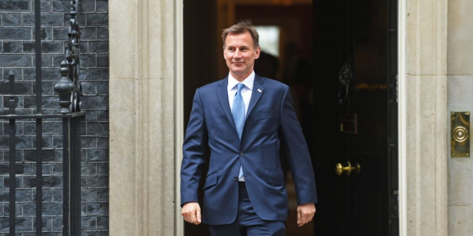Hunt Says Brexit Without Backs...