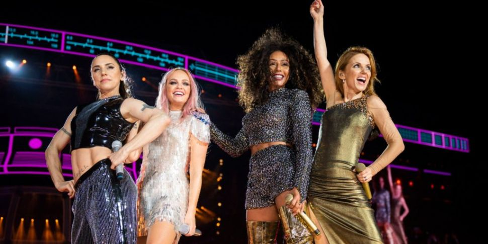 The Spice Girls Are Heading On...