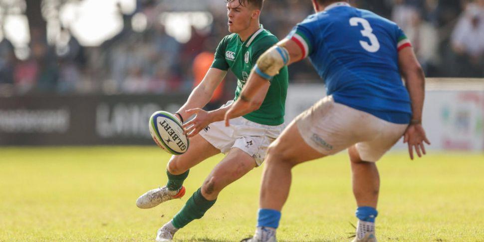Injury-hit Ireland u20s bid fo...