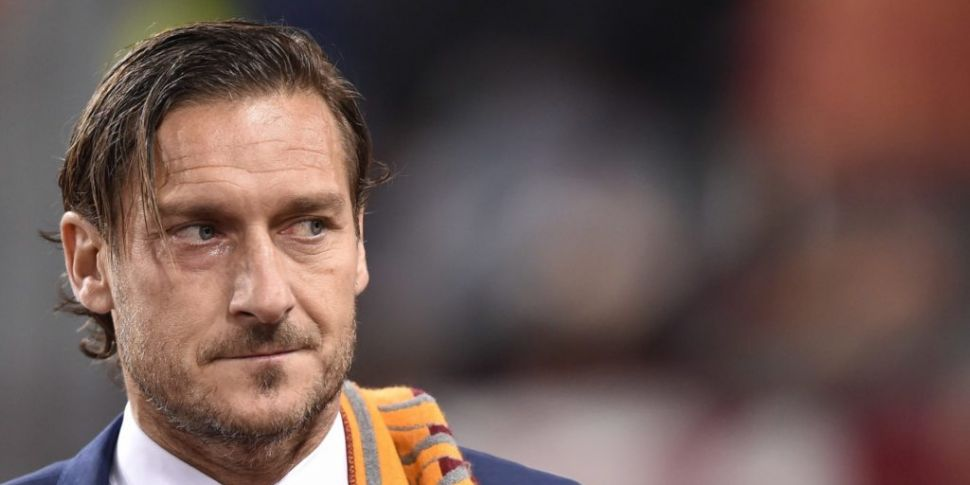 Totti leaves Roma after 30 yea...