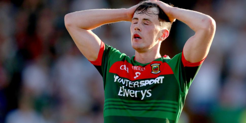 Injury blow for Mayo ahead of...