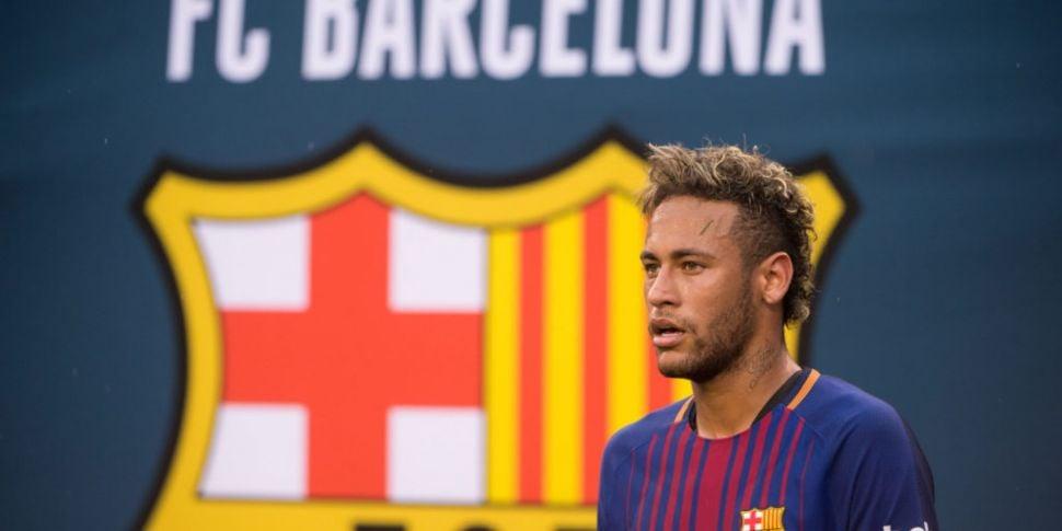 Neymar wants Barcelona move cl...