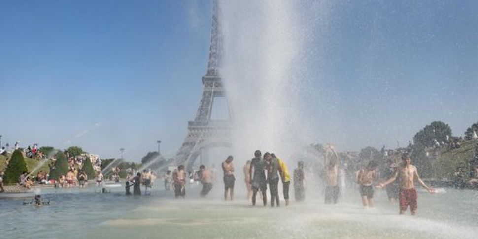 France Could Break Record Temp...