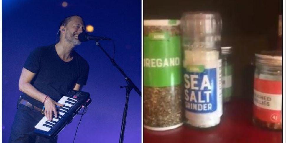 This Video Making A Radiohead...