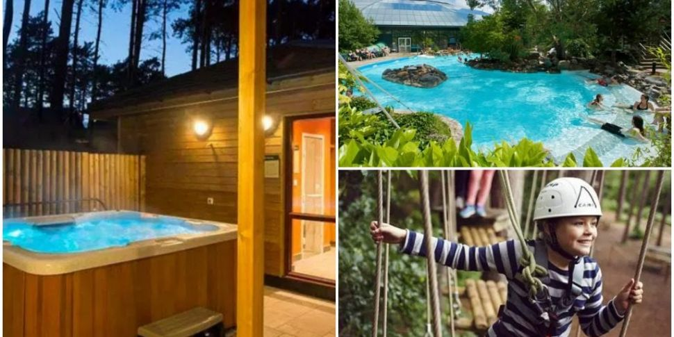 We Have Three Center Parcs Ire...