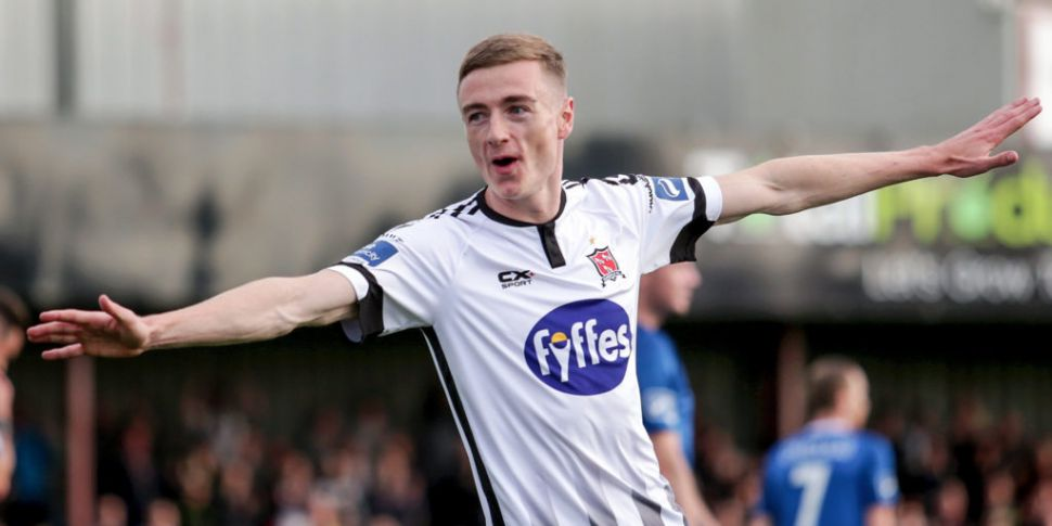 Dundalk stay eight points clea...