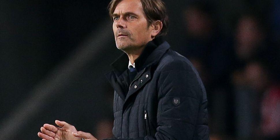 Derby appoint Phillip Cocu as...