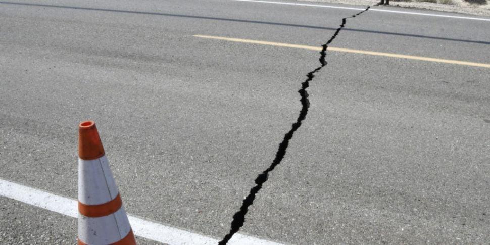 California Hit By Earthquake