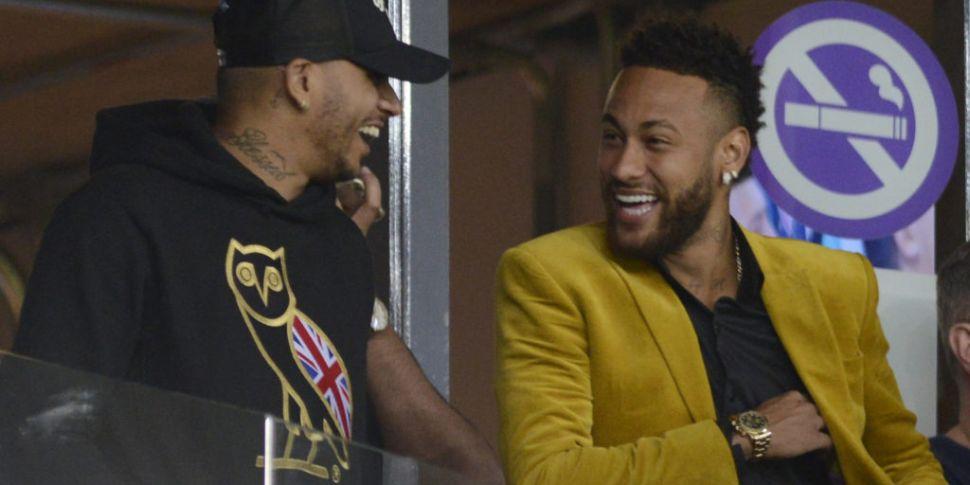 Neymar a no-show for PSG train...
