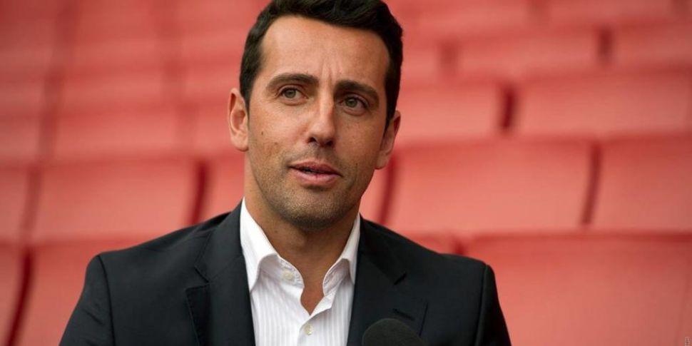 Arsenal confirm Edu as new tec...
