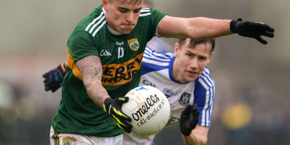 Kerry make just one change for...