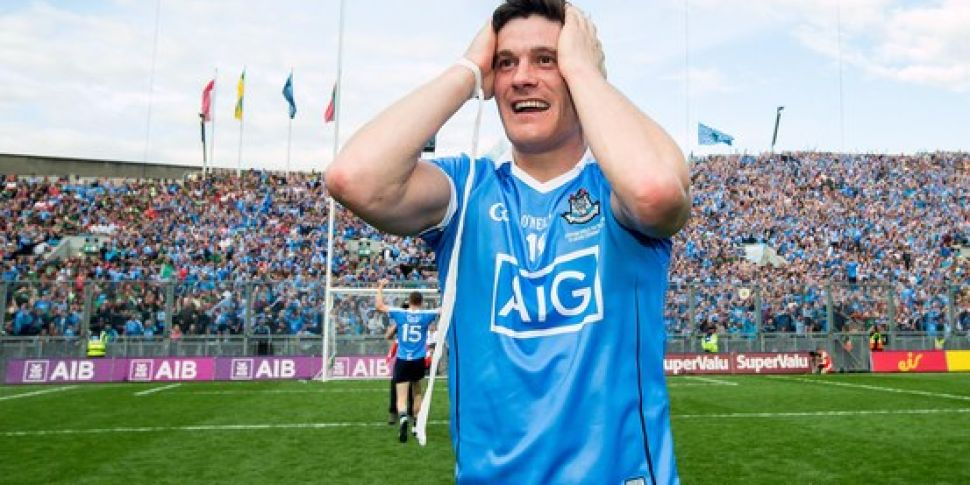 Diarmuid Connolly back in trai...