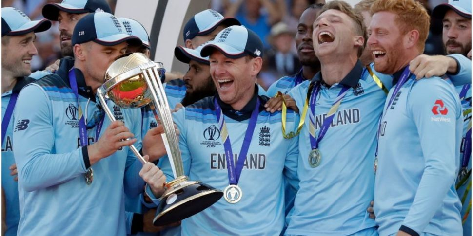 Rush's own - Eoin Morgan is a...