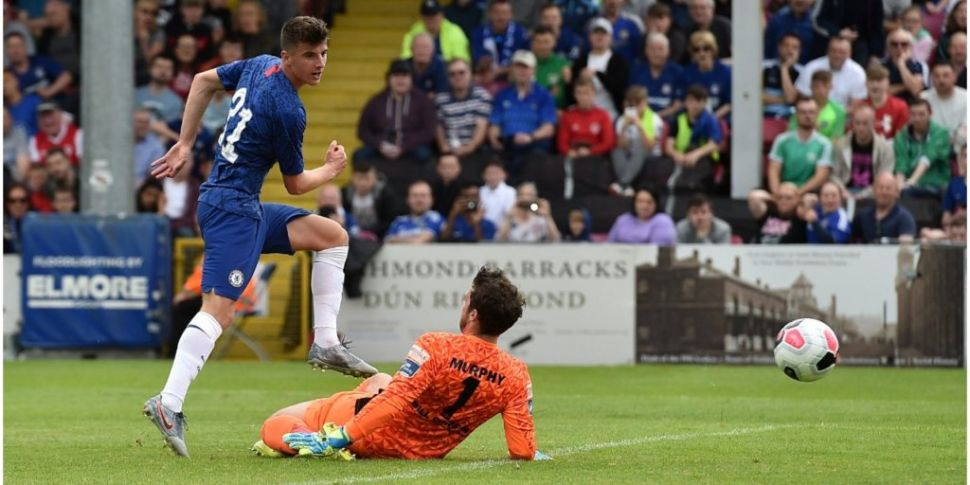 Mason Mount signs new 5-year d...