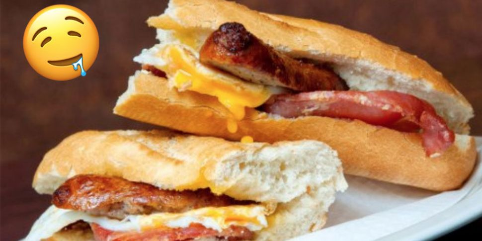 You Can Now Get Breakfast Roll...