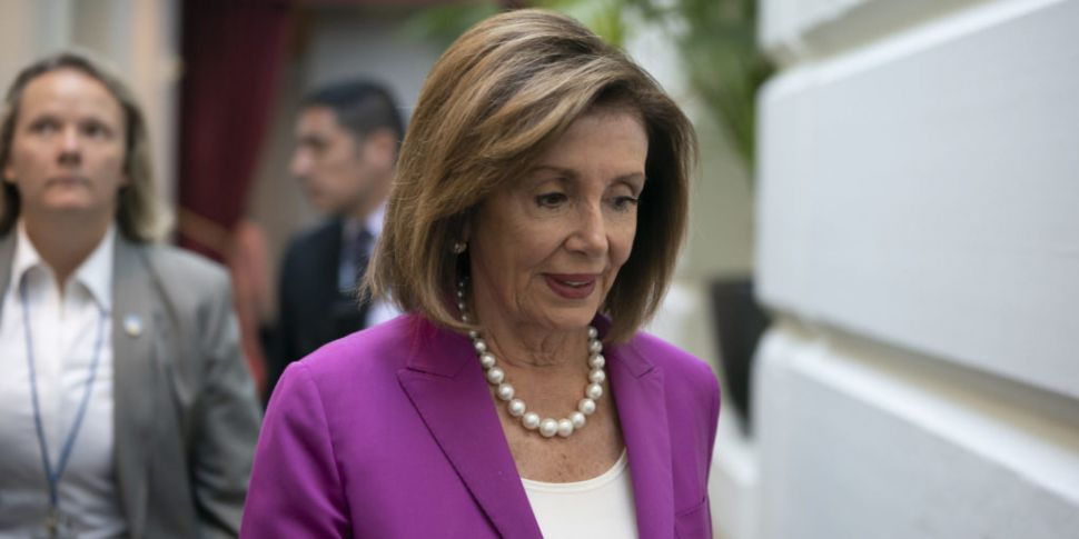 US House Votes To Condemn Trum...