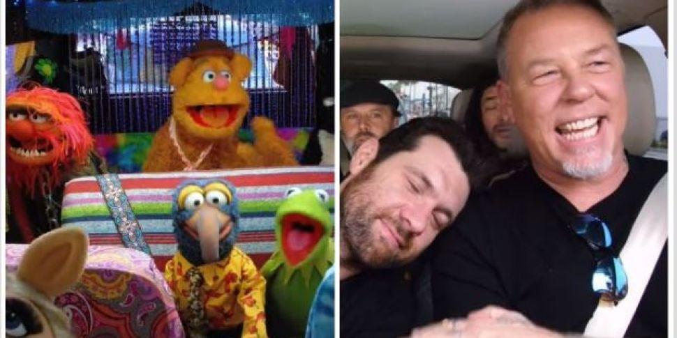 This Best Of 'Carpool Karaoke'...