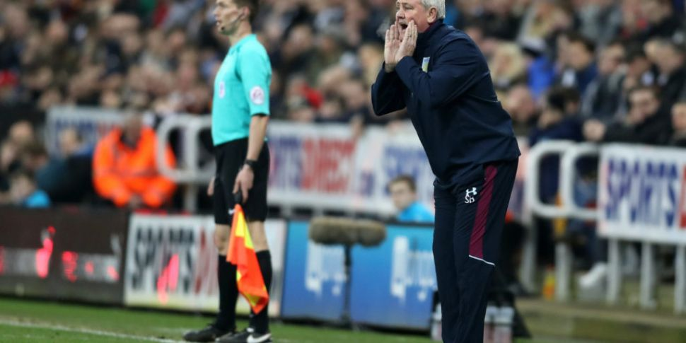 Steve Bruce wants Newcastle fa...