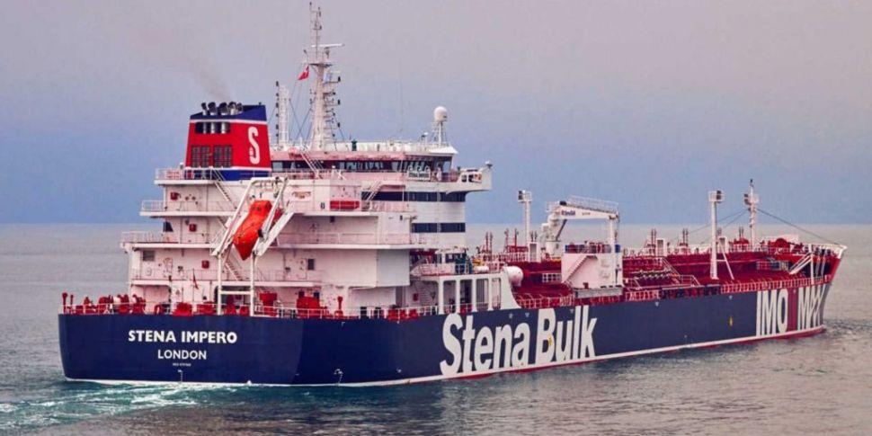 Nato Condemns Iran's Ship Seiz...
