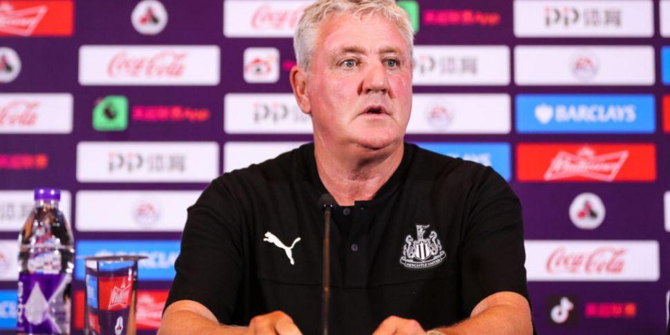 Newcastle boss Steve Bruce say...