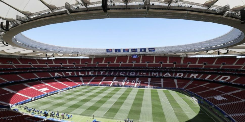 Atletico Madrid successfully t...