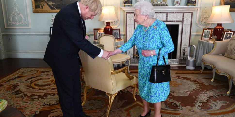 Boris Denies Lying To Queen Ov...