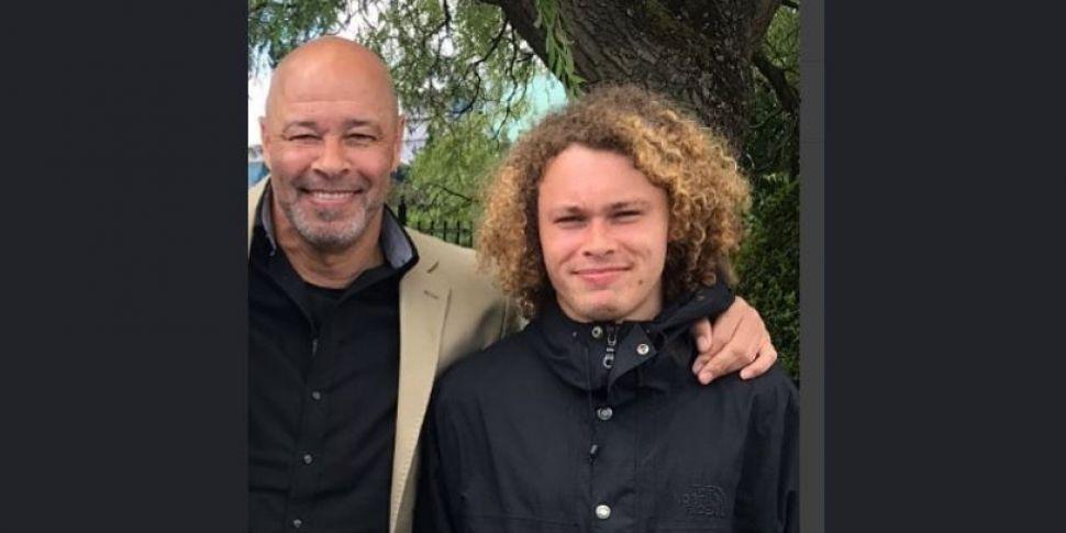 Paul McGrath's Son Has Been Fo...