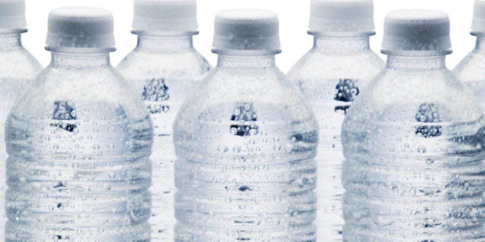 Bottled Water Recalled Due To...