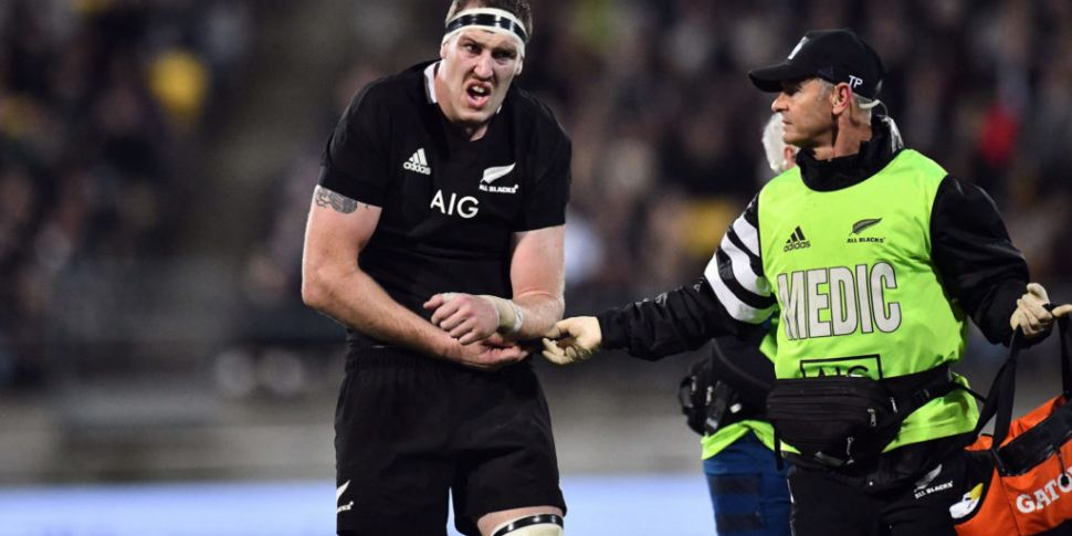 All Blacks 'hopeful' of Brodie...